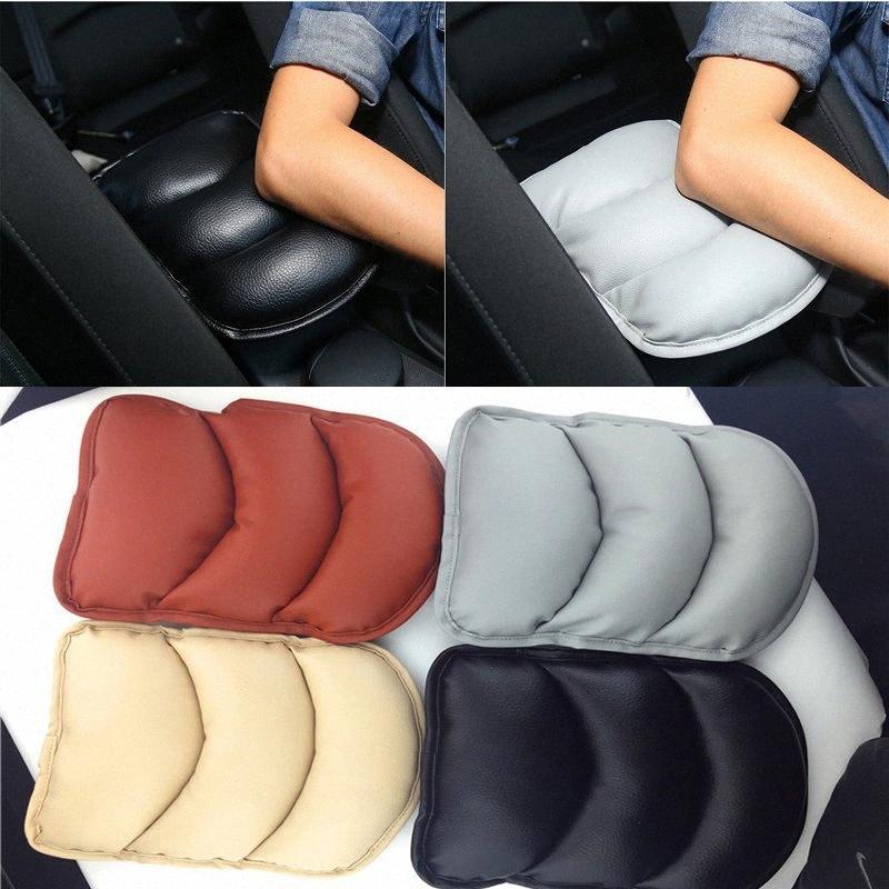 Youwinme Universal Car Braccio Ammortizzatore di sede resto Custodia protettiva Auto morbido PU braccioli rilievo copertura veicolo Center Console wnhb #