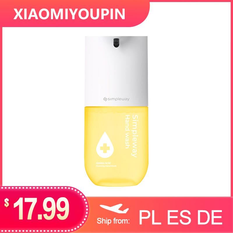 Xiaomi Mjia Simpleway Automatic Induction Hand washer 300ml hand sanitizer Contactless Hand Soap Dispenser 0.25s Infrared Sensor