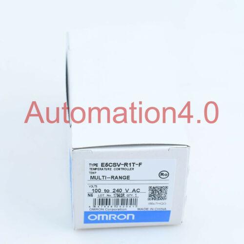 1PC Brand New Omron E5CSV-R1T-F E5CSVR1TF One year warranty Free Shipping