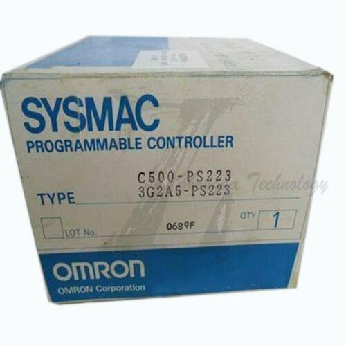 1PC nouveau module OMRON C500-PS223 Garantie d'un an