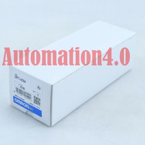 1PC Brand New OMRON PLC DRT1-AD04 DRT1AD04 *Free Ship*