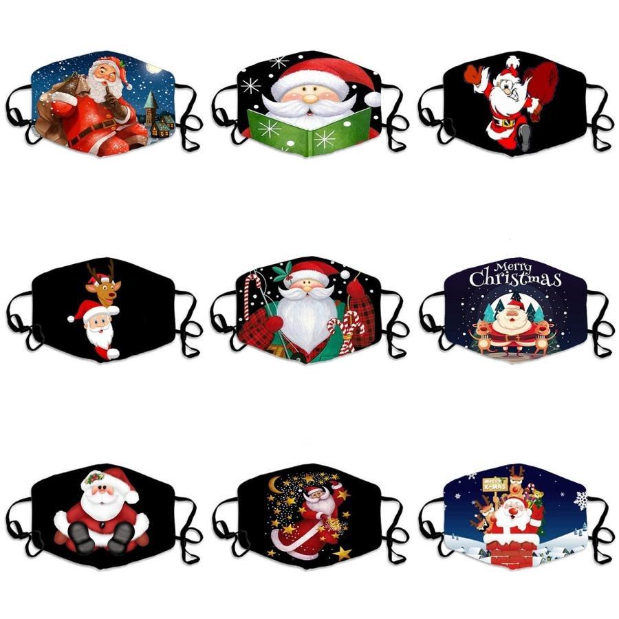 Glow Masks1Pc Симпатичные маски мультфильм печати Расчесываемый Рот маска дышащий Теплый GlowThe Dark Dust # 842