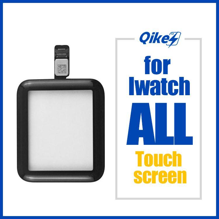 Apple İzle IWatch Serisi 1 2 3 4 5 Ön Dokunmatik Ekran Digitizer Cam 32 38 40 44mm