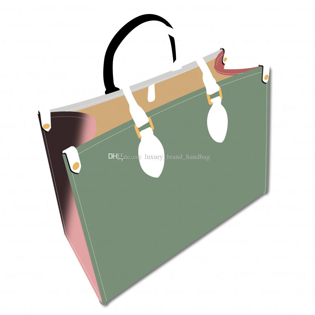 التسوق 2020 حقيبة حقيبة يد حقيبة الكتف أزياء الرجال والنساء الكلاسيكية والجلود عالية الجودة رأس مال اليد أسود أزرق نمط الأصفر 0002