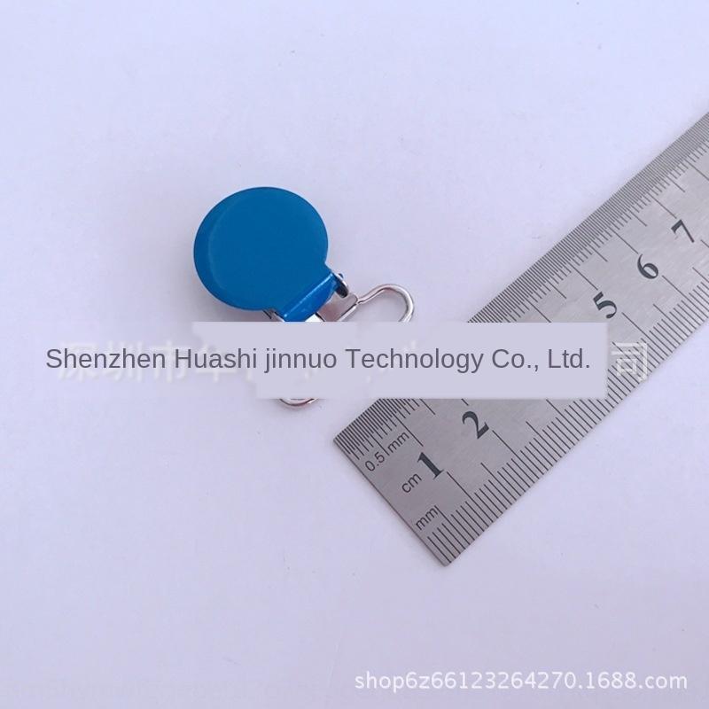 qualité mamelon rond sangle mamelon rond couleur pince sangle Strapcolor qualité clip