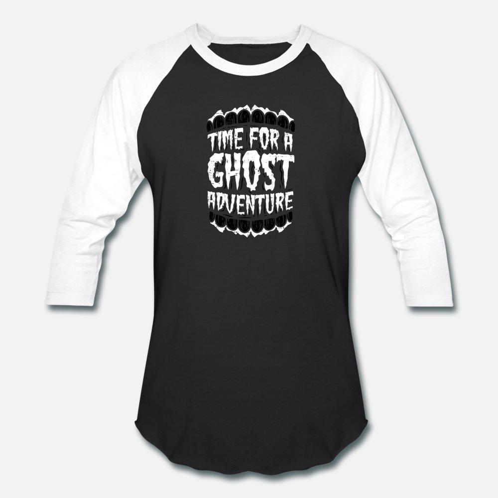 paranormal fantôme chasseur démons Invoquer hommes chemise cadeau t tricotée manches courtes O cou mince Lumière du soleil Humour été de style unique chemise