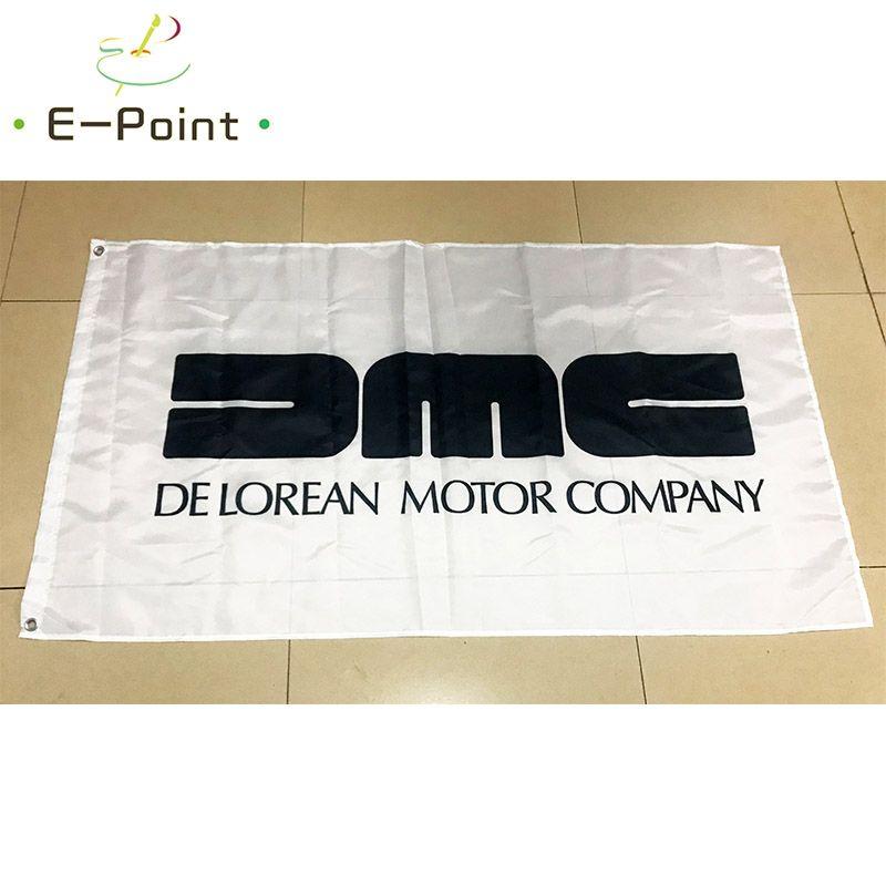 Bandiera della DMC DeLorean 3 * 5ft (90cm * 150cm) Poliestere bandiera Banner decorazione Battenti bandiera giardino di casa regali festivi