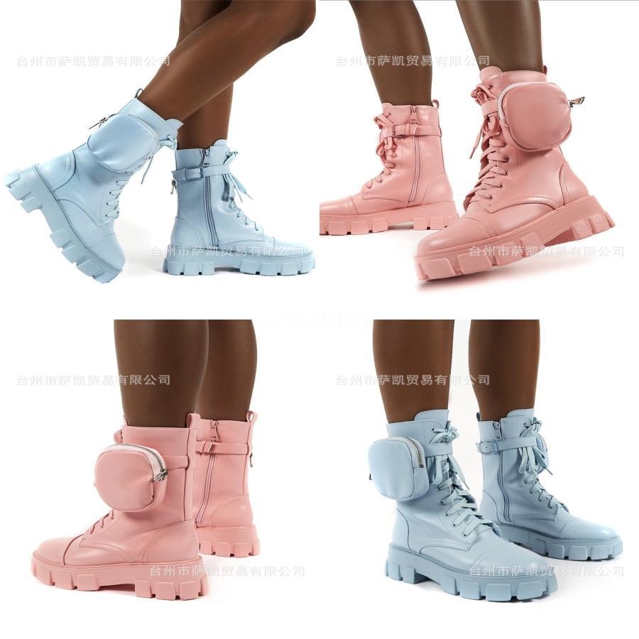 Winter Fashion Capahutta Boot Spikes'S Caviglia Stivali Donna Lug Sole inferiore rossa Stivali Tacchi alti Leather Bag Patent Bootie Stivaletti # 283
