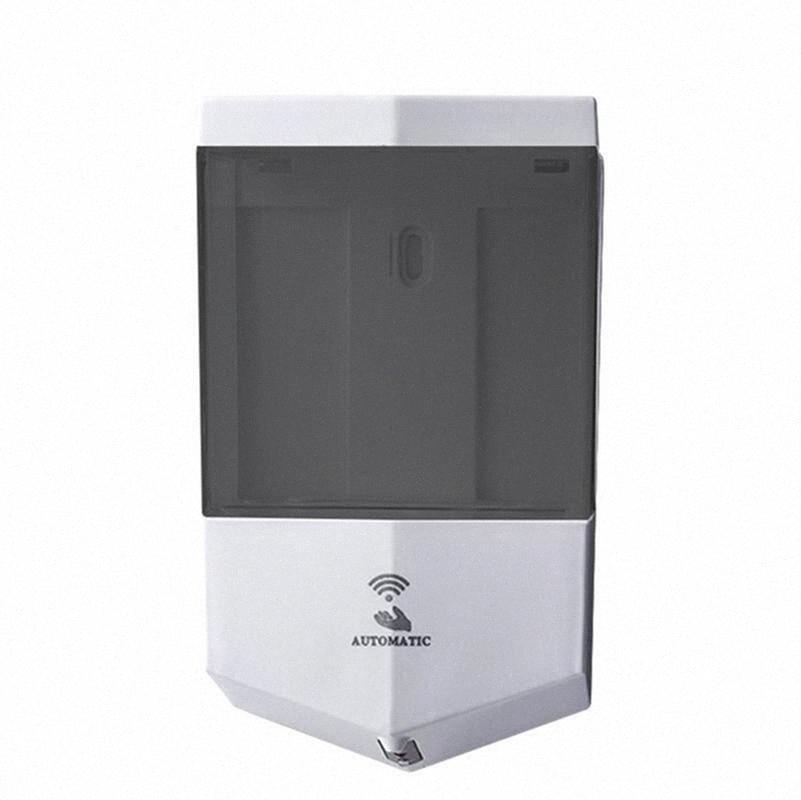 Capteur 650ml Savon Distributeur automatique Distributeurs de savon liquide en plastique Distributeur portable activé par le mouvement mural Distributeur IIA50N 6Gxk #