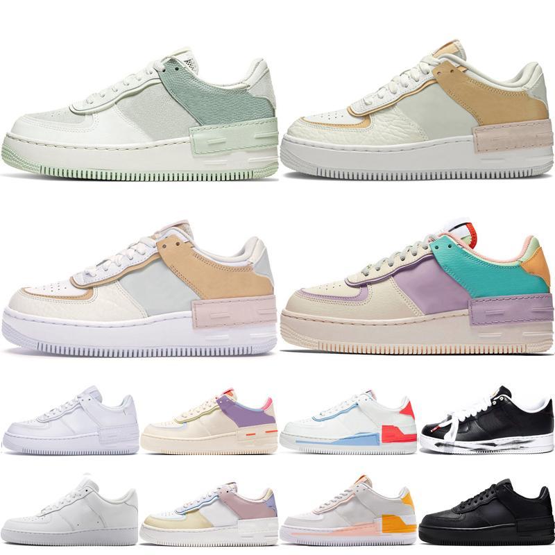 New Pistachio Frost Men Women Platform Casual Shoes,High Low Cut Triple Black White Pale Ivory Skateboarding mens Outdoor Sports Shoes 36-45