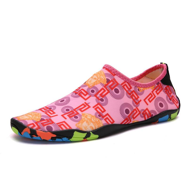 Unisex Sneakers Nuoto scarpe di acqua di sport Aqua Seaside Beach Surf pantofole Upstream Luce calzature sportive per donne degli uomini