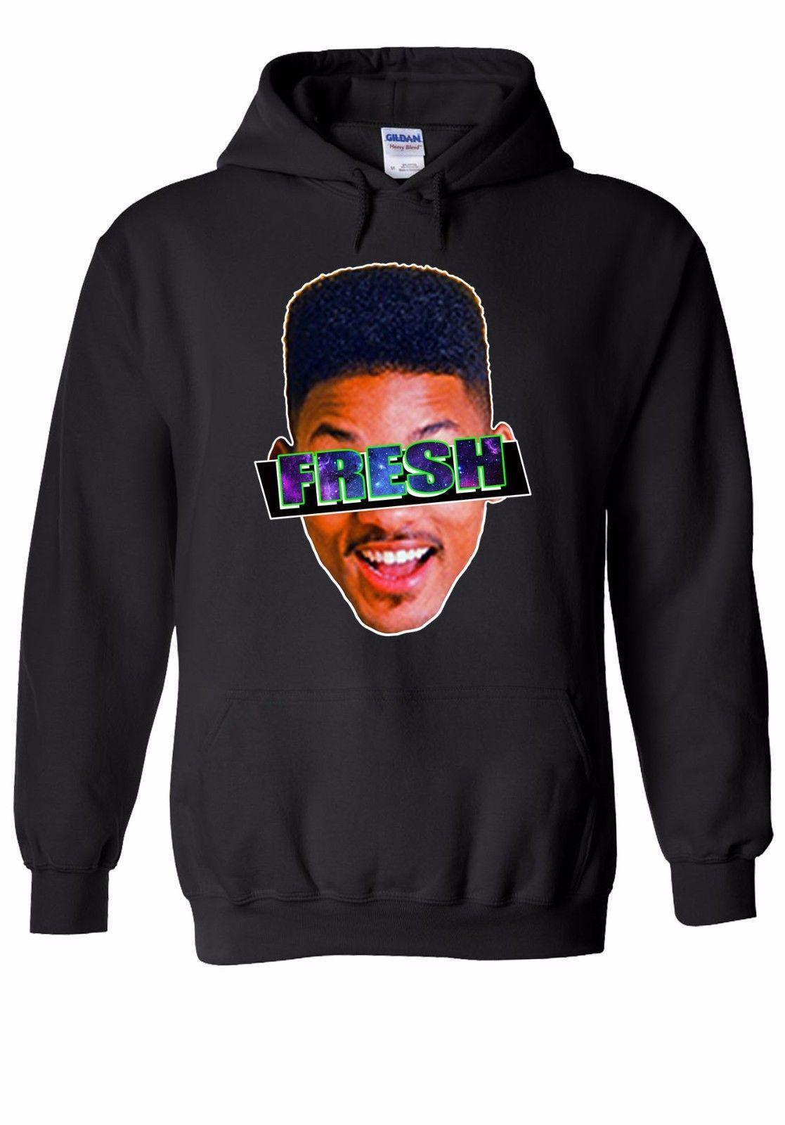 Will Smith Fresh Prince Men Women Unisex Top Hoodie Sweatshirt 2020