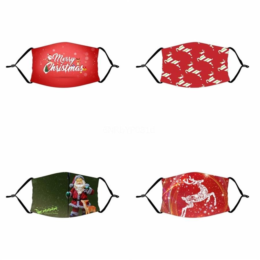 Máscaras Outdoor Cara Sports Spmouth Printing Unisex Cton Máscara de poeira removível Máscara # 147