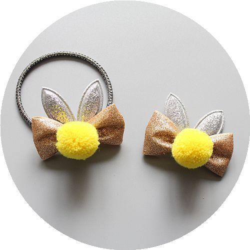 Детский конструктор головы Accerssories Новые ткани Детский аксессуары для волос младенца головной убор Rabbit Ears диапазона волос зажим для волос ручной работы Дизайн новых Sty