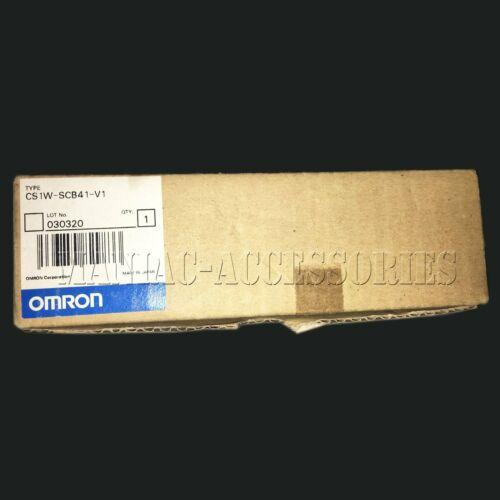 New In Box Omron CS1WSCB41V1 CS1W-SCB41-V1 PLC free shipping