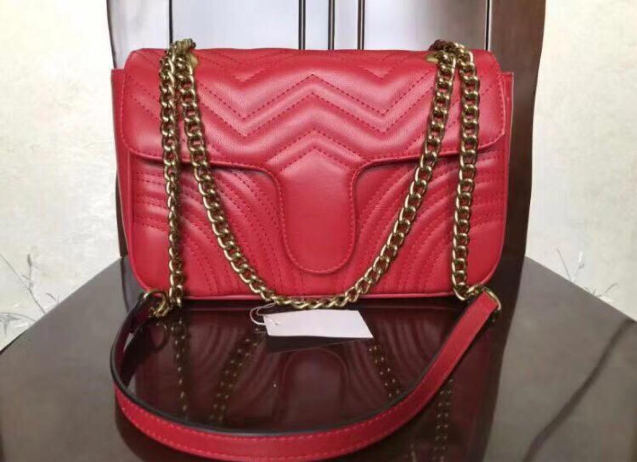 * diseño de lujo clásicos bolsos de las mujeres del hombro del bolso de mano del embrague Colores Femenina Bolsos mensajero del monedero del bolso Totalizador de las compras