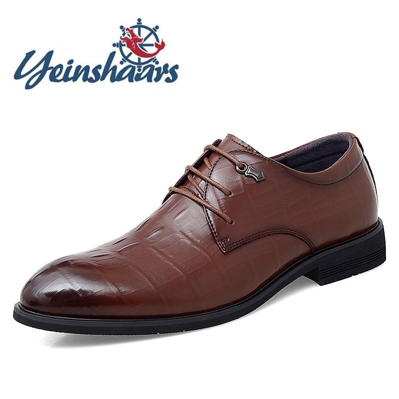 Mens Italian Shoes For Men Fashion