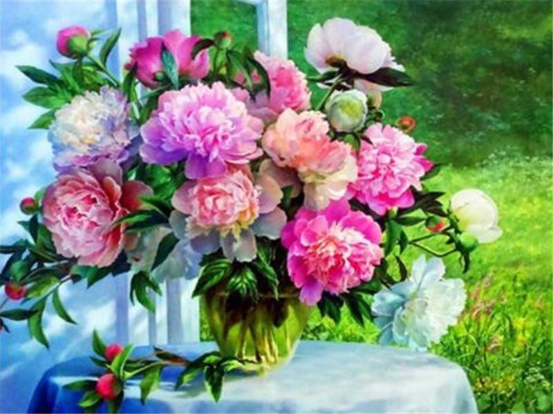 Картина по номерам для портрета венчание семьи Pet фотографии на заказ цифровой живописи раскраски по номерам на холст красках