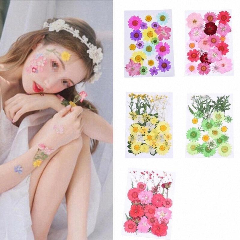 Secchi Materiale Fiore pacchetto naturali colori misti Diy Fiori goffratura Per Puntelli Photo Studio di arte di DIY floreale Sposa corpo Decori QNhh #
