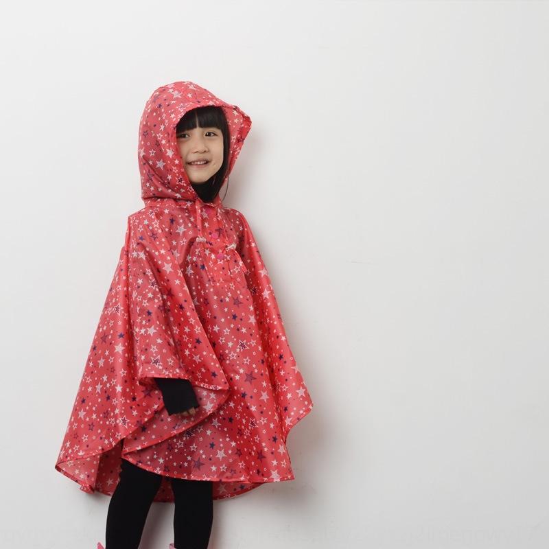 On3AT New imper Cape lumière manteau enfants japonais et coréens et le bébé cape poncho mince chauve-souris