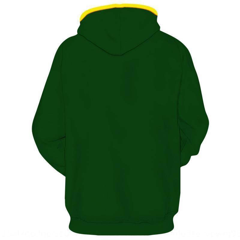 HC2tT Странная история 3 цифровой 3D Coat напечатаны пальто с капюшоном свитер анимация периферийное свитер Cospaly
