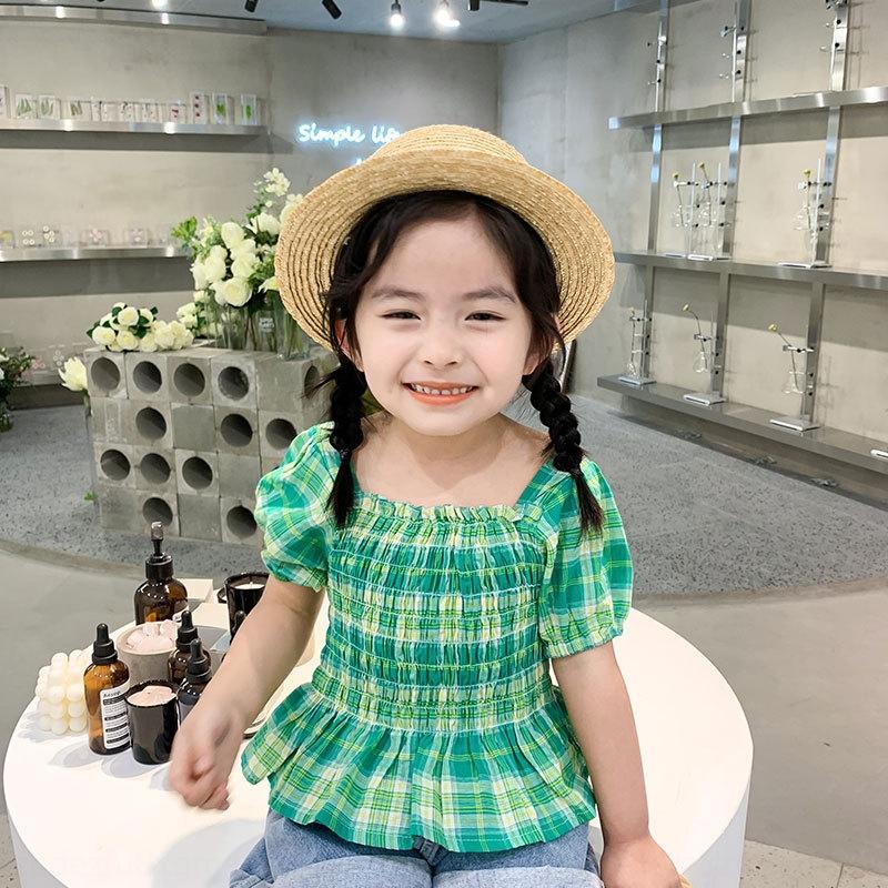 bL0LR cervos e veados verão das meninas novo roupas infantis roupas camisa da boneca camisa de manga curta de Boneca Crianças (sem retorno ou mudança)