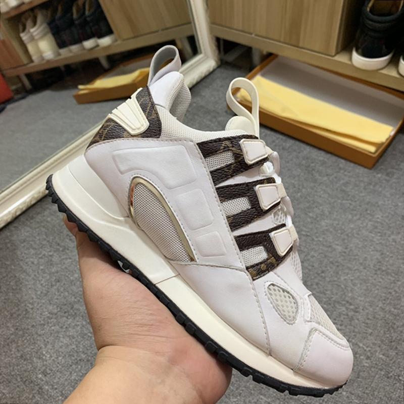 2021j Nuova Luxury Design di alta qualità di gomma glassata Sole Sneakers Tutti -match Moda Scarpe uomo Casual Uomo Banchetto Formato dei pattini: 38 -45