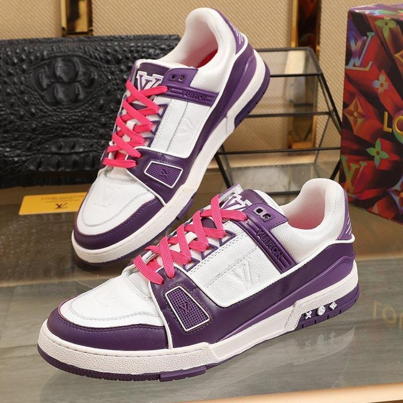 2020 B46 тенденции моды Мужские дизайнерские туфли кожаные сетки дышащий комфортные походные ботинки на шнуровке Повседневный Hiker обувь Мужские кроссовки