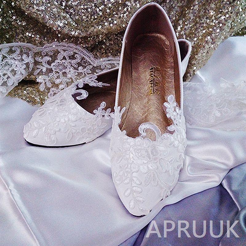 Artı boyutu beyaz dantel daireler düğün ayakkabıları gelin modacı gelinlik nedime parti yemeği balolar appliques daire dantel elbise