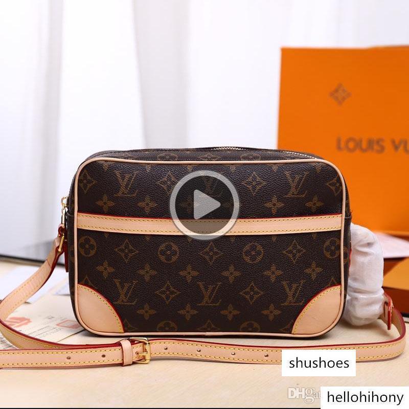 Mulheres e homens bolsa grande capacidade de tendência de moda limitada nova alta qlity pasta carteira global de viagens saco 51274 B6 B6