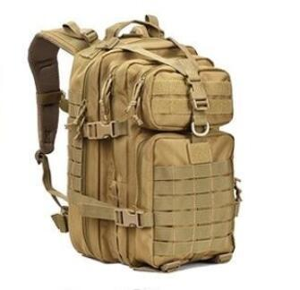 The New-34L Hiking Assault Водонепроницаемый Ruckack Army Army для Тактической Маленький Удар Пакета Backpack Bag Открытая Ошибка Кемпинг Охота Bwem