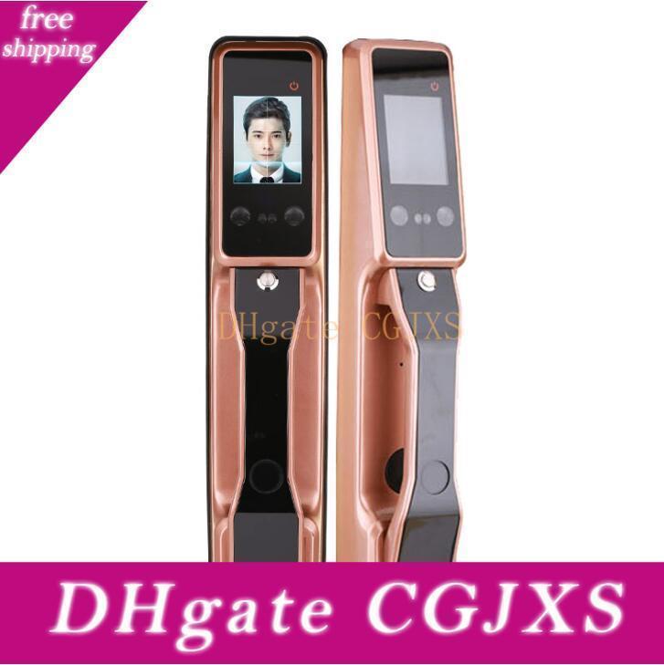 Factory Direct Smart Lock Face Recognition Verrouillage de sécurité Porte automatique Accueil Verrouillage