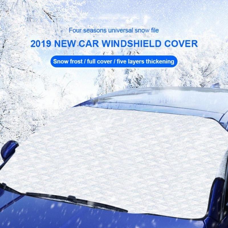 Лобовое стекло автомобиля крышка ВС Shade протектор зима снег лед дождь Пыль Frost Guard Высокое качество 7E5P #