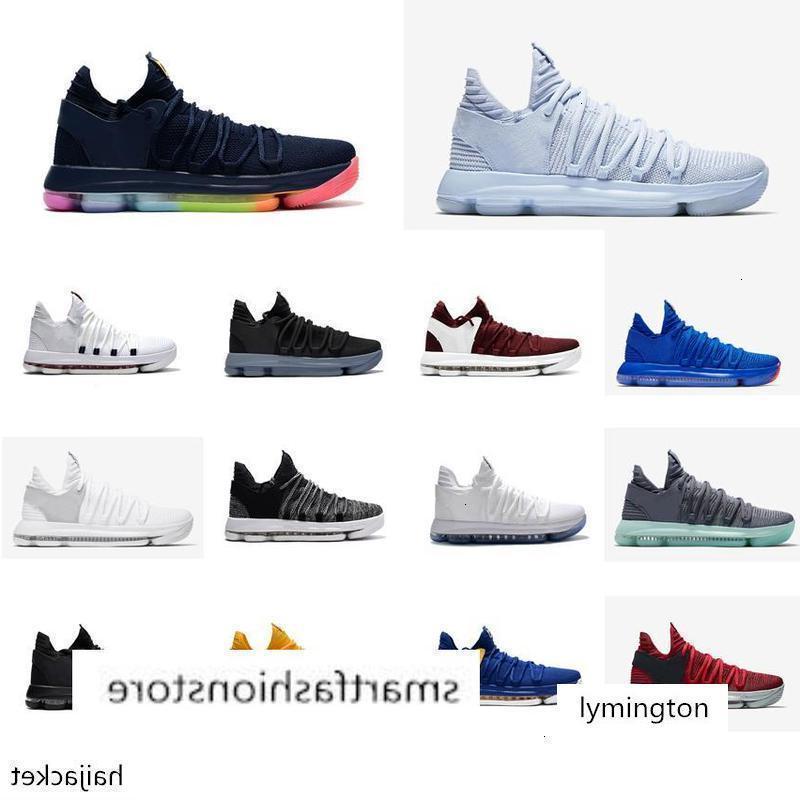 las mujeres los zapatos de baloncesto kd 10 X corte bajo muchachas de los muchachos, niños, jóvenes niños Kevin Durant KD10 vuelos de aire zapatillas de deporte de la venta botas de tenis