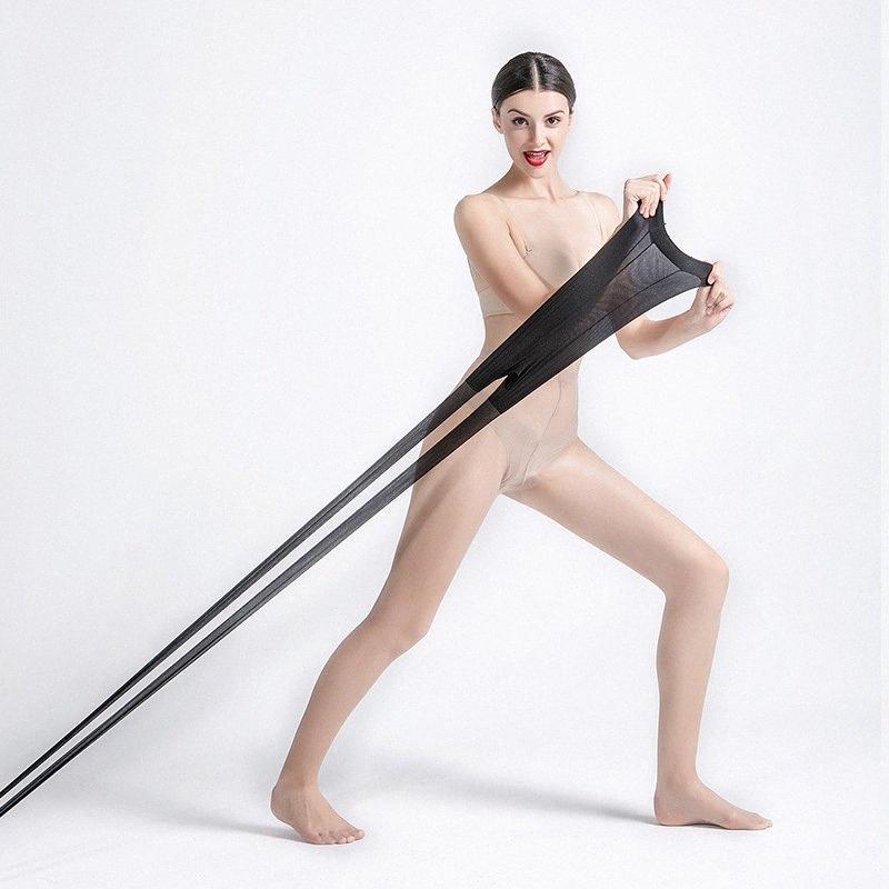 Новая мода женщины сексуальное женское белье нашивки эластичные чулки прозрачный черный ажурные бедра Sheer колготки Вышивка колготки Горячие INRS #