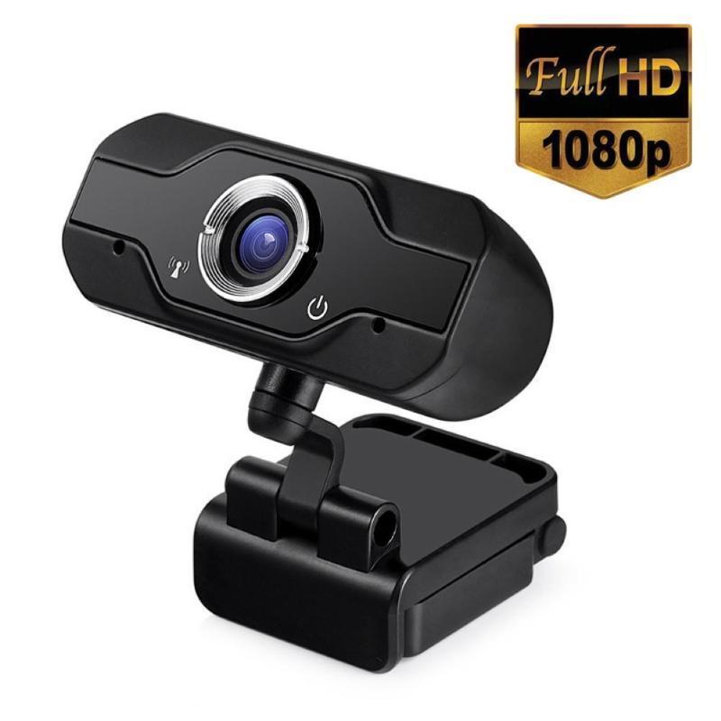 HD 720P / 1080P Веб-камера Mini компьютер PC WebCamera с микрофоном Поворотная Камеры Прямая трансляция Video Calling Работа конференции
