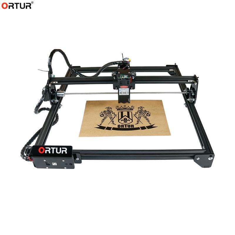 Vente chaude Ortur Laser Master2 New haute vitesse machine de gravure laser DIY CNC Engraver Outils Imprimante Artisanat à bois