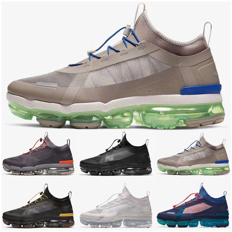 Çalıştırma Utility Erkekler Açık Ayakkabı En Iyi Kalite Siyah Antrasit Beyaz Gümüş Ayakkabı Spor Sneakers Boyutu 40-45