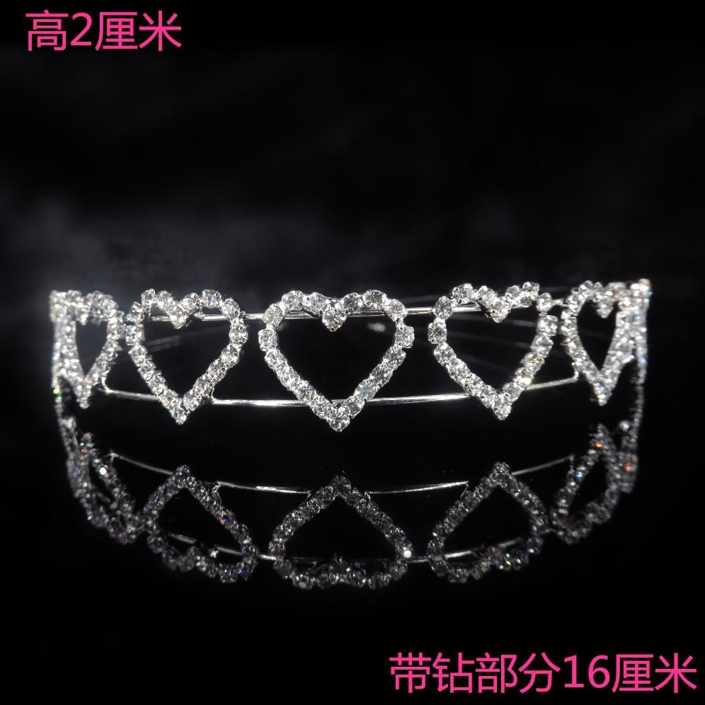 xjHwR Yiwu pequena headwear commodities bridal jóias amor cabeça cocar headband acessórios para o cabelo coreano casamento Crown acessórios um lXwB4