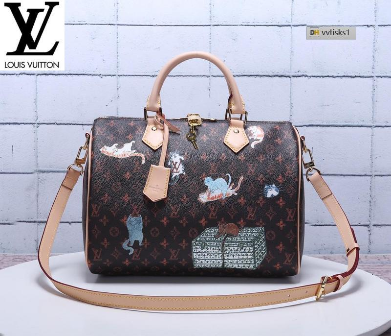 vvtisks1 A1HG M44401 (5320) Women HANDBAGS ICONIC BAGS TOP HANDLES SHOULDER BAGS TOTES CROSS BODY BAG CLUTCHES EVENING