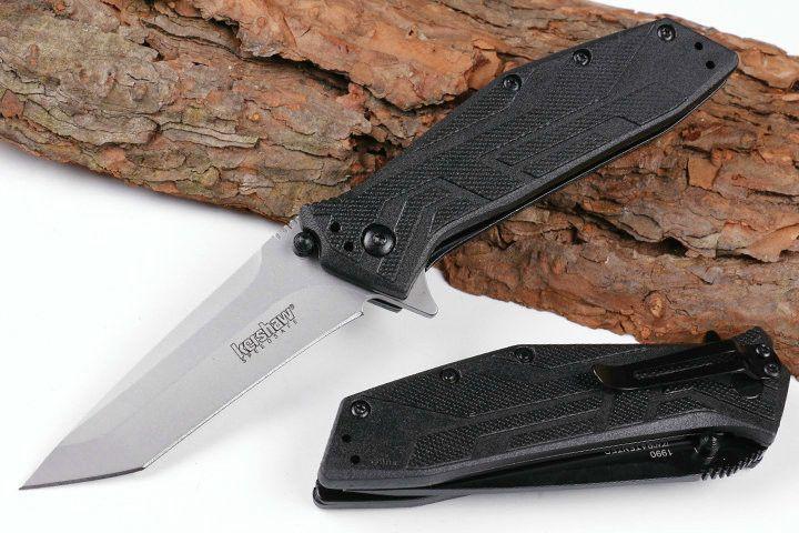 Kershaw 1990 flipper faca muito suave Ferramentas Camping Survival faca dobrável presente faca ao ar livre OEM 05280
