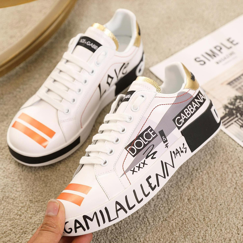 ограниченные сверху роскошные мужчины и женщины кожаные ботинки, высокое качество печати шаблон пара обуви моды диких спортивной обуви Размер: 35-45 0063