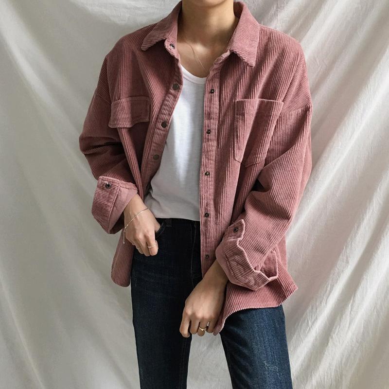 Cepler Plus Size Kış Kadın Streetwear Casual Giyim 200.928 ile Kadın Ceketler İlkbahar Ve Sonbahar Kadife Ceket Kadın Coat