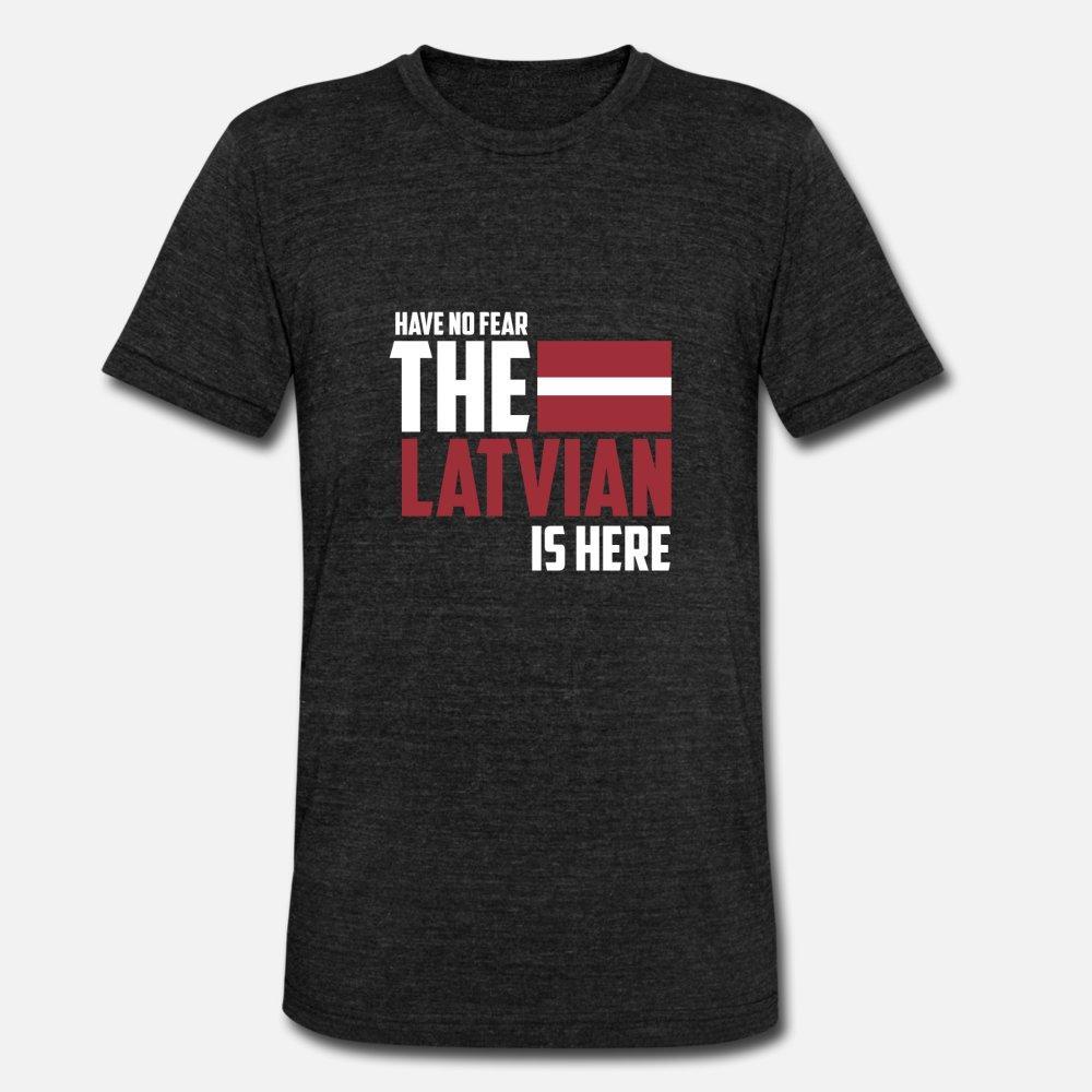 pays cadeau lettonie lituanie estonie t shirt homme caractère 100% coton Euro Taille S-3XL standard cadeau chemise fraîche authentique Printemps Automne