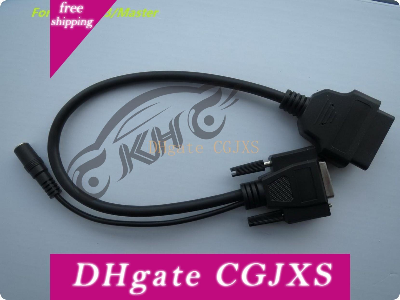 Für Einführung X431 OBD-I Adapter Switch Box Wiring drahtlose Bluetooth-Adapterkabel Adapter Gx3 Meister X431 Pro Pro3 3g Pad