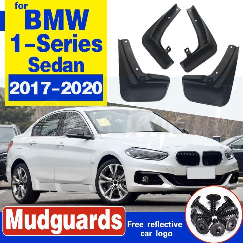 série boue arrière avant Rabats Moulé voiture pour BMW 1 Berline 118i 120i 2017 2018 2019 2020 Garde-boue bavettes garde-boue Fender