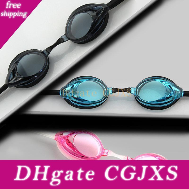 Uomo Donna professionale Occhiali Arena Nuoto Racing Game Nuoto Anti -Fog Occhiali occhiali Concorso Occhialini da nuoto