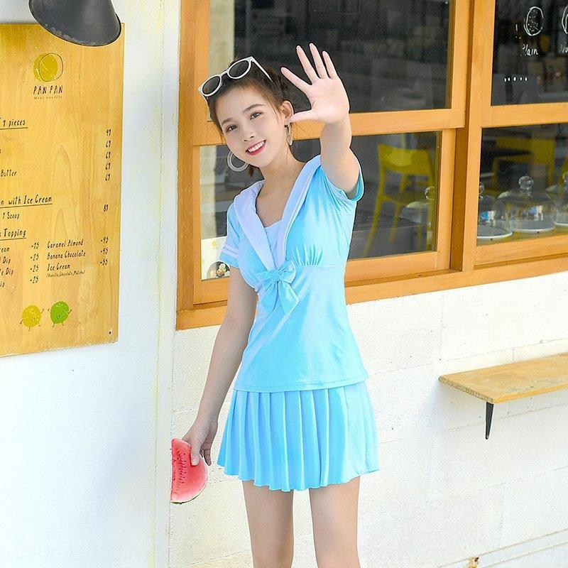 f9wNQ KN7ul maiô estudante bonito maiô para dividir menina termais coreano emagrecimento sensuais ins Mulheres New conservadores