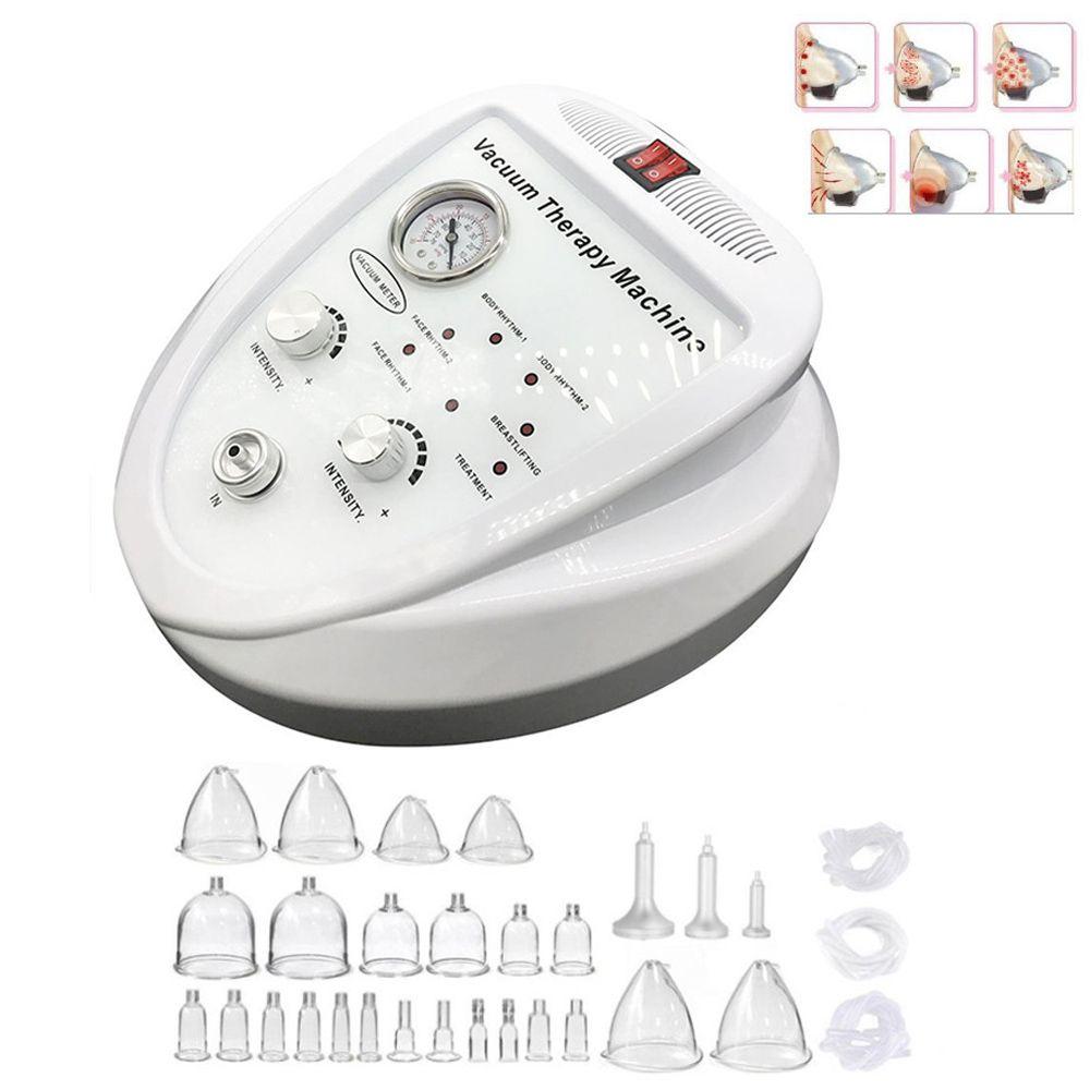 Vacuum terapia busto shaper massaggio dimagrante gluteo ingranditore mammella miglioramento corpo modellatura sollevamento domestico uso salute macchina bellezza bellezza