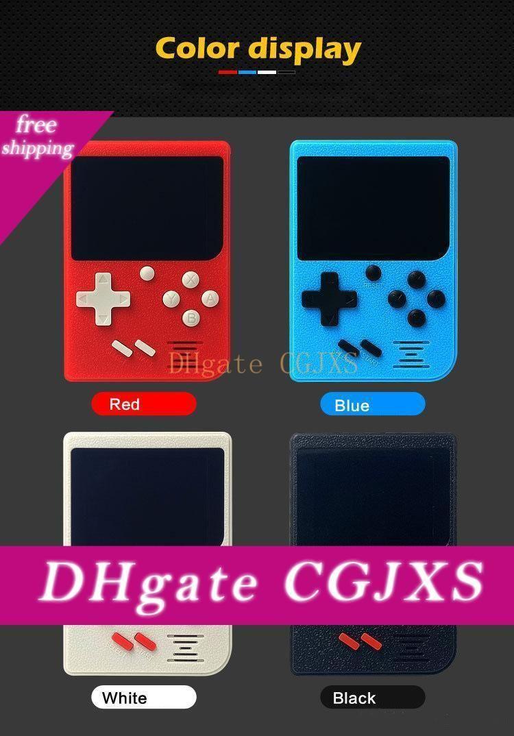 Горячие Мини Портативный игровой консоли Nes Дети игровой автомат Ностальгический Тетрис игровой консоли больше, чем Pxp3 PVP Psp